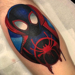 Spiderverse tattoo