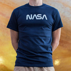Guy Girl NASA Shirt