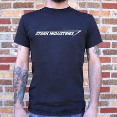 Guy Girl Shirt Stark Industries