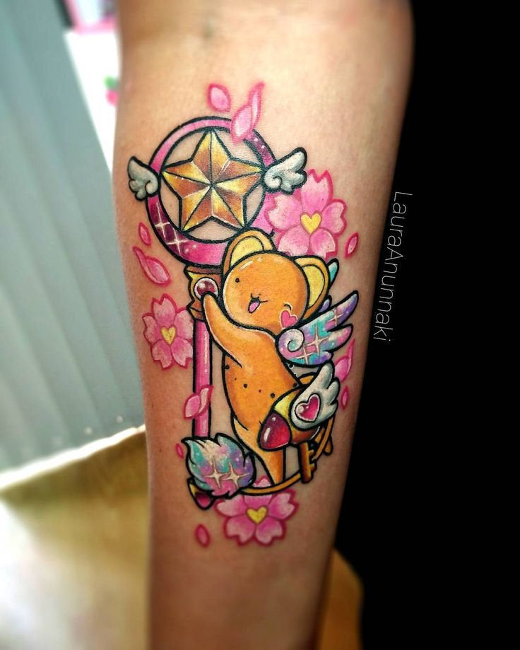 cartoon tatt
