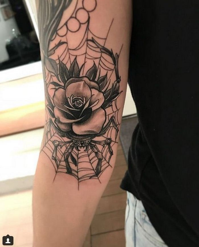 rose full arm sleeve