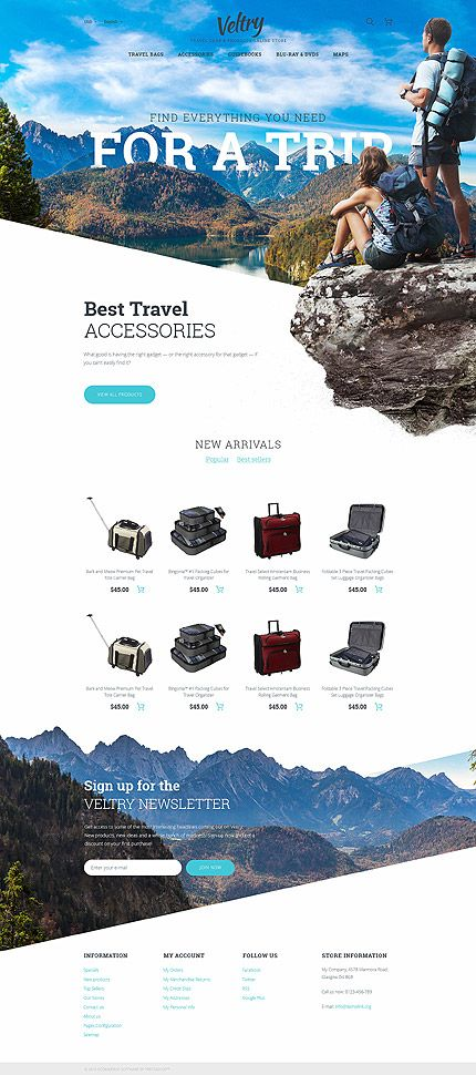 travelling-website-design