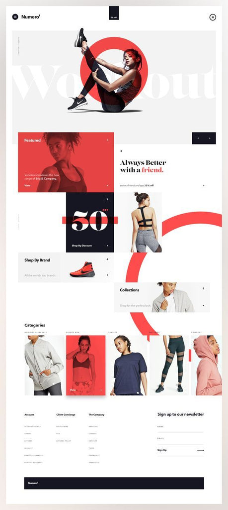 workout-website-design