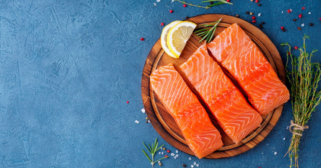 Salmon and other fatty fish are the best sources of EPA and DHA to prevent omega-3 deficiency