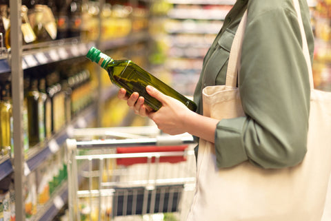 Vegetable and seed oils are already oxidized before they get to the grocery store.