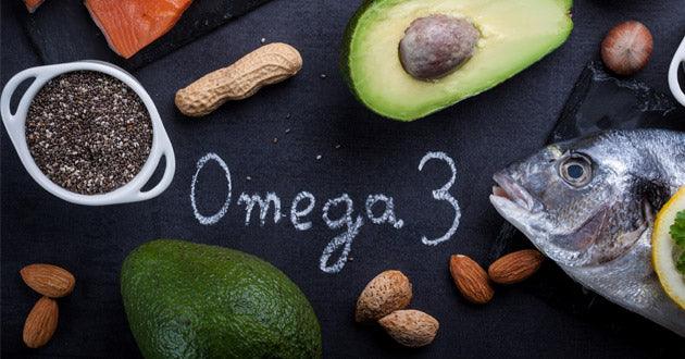 Omega-3 fatty acids, especially in the form of fatty fish, can help improve brain health