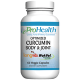 Optimized Curcumin Body and Joint