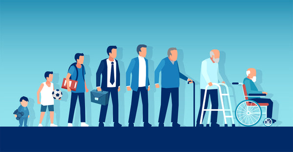The number of years we age in good health, called healthspan, is intimately tied to how long we live, lifespan; but these concepts are not the same.