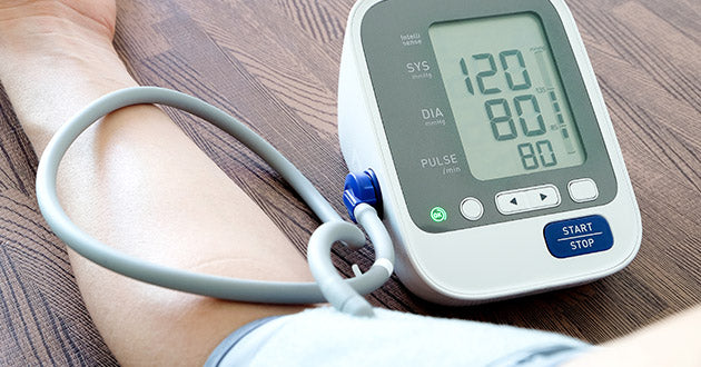 For most people, optimal blood pressure is 120/80 mmHg.