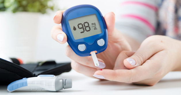 For most of us, our blood sugar is too high, which can be corrected by time restricted eating.