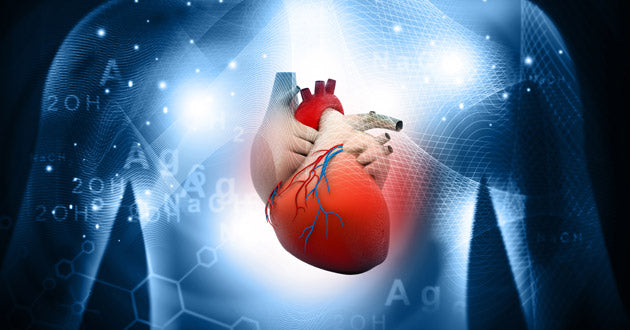 CoQ10 is a component of human cells which is vital the heart's energy supply.