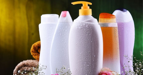 many toxic chemicals are found in bath and beauty products