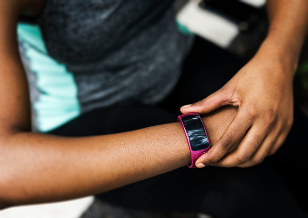 this study used accelerometers to track exercise and intensity