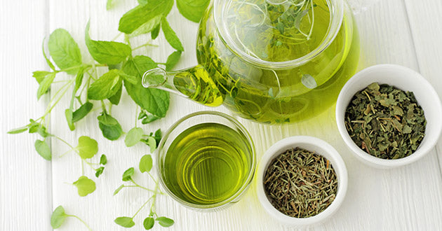 When the cold and flu season comes, drink green tea extract - it's high in antioxidants that support the immune system, along with other benefits.
