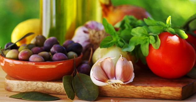 A Mediterranean diet can help prevent cognitive decline