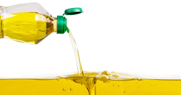 Processed seed and vegetable oils, like soybean oil, contribute to omega-3 deficiency by providing too many omega-6 fats.