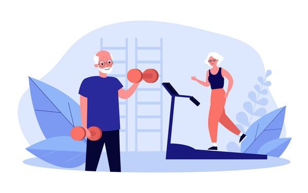 overexpressing of SIRT6 — or both SIRT1 and SIRT6 — significantly improves healthspan, promotes physical activity and function, and reduces the typical frailty seen with age.
