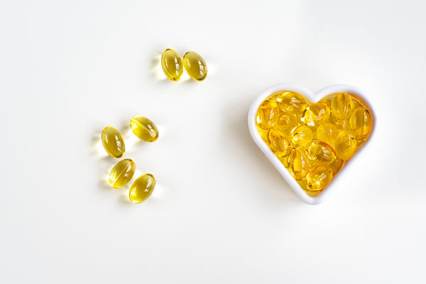 fish oil is one of Top 6 Best Supplements to Take for Supporting Health