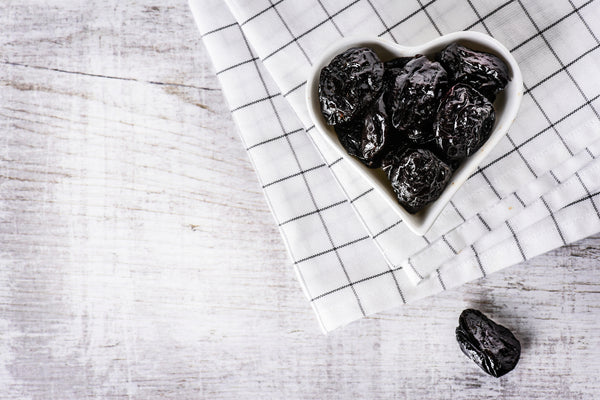 Five Prunes Per Day Keeps the Cardiologist Away