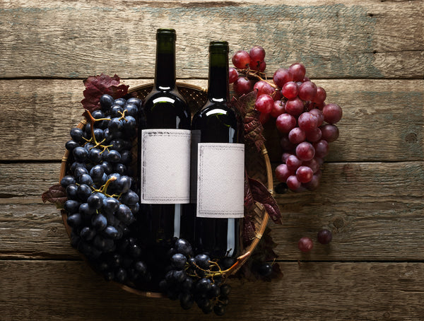 resveratrol is found in red wine and grapes