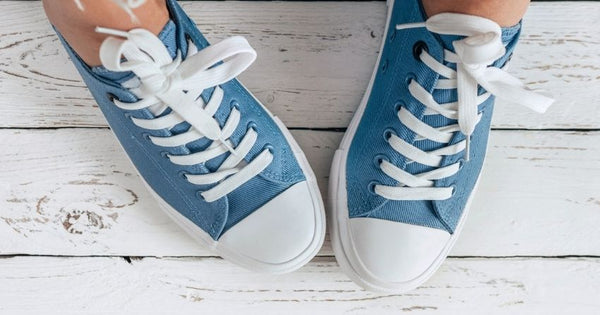 Telomeres can be imagined as the plastic casings on the end of your shoelaces.