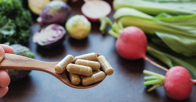 Supplements can benefit overall prostate function