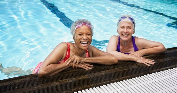 Aerobic exercise, like swimming or jogging, boosts BDNF levels and neurogenesis.