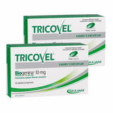 2 Pack Tricovel Tablets + Free Comb