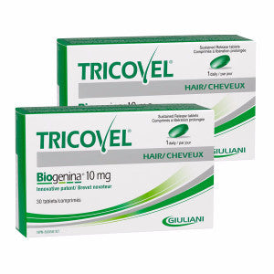 2 Pack Tricovel Tablets