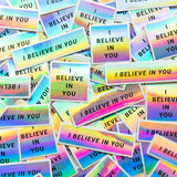 "2X2"" HOLOGRAPHIC STICKERS"
