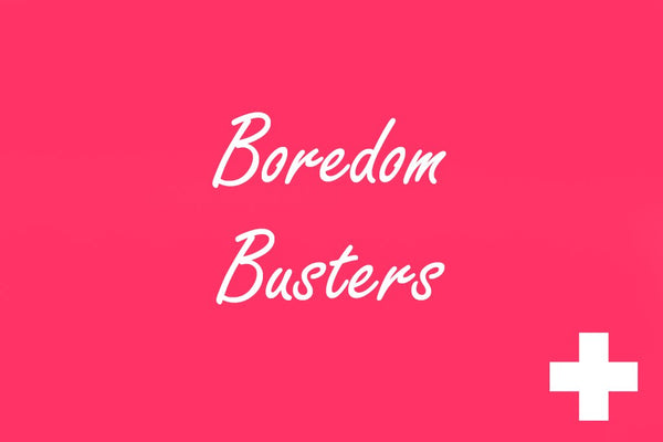 Boredom Busters for Dogs
