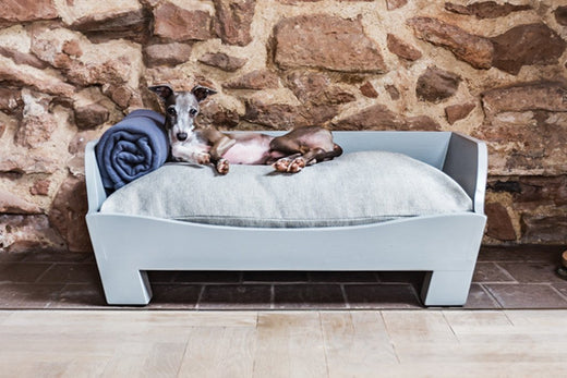 Wood, Wicker & Rattan Dog Beds