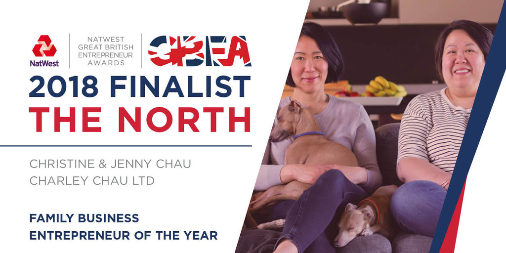 Natwest Great British Entrepreneur Awards finalists - Charley Chau