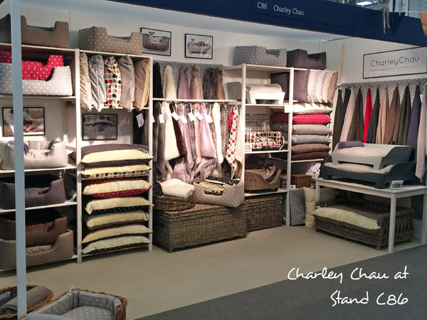 Charley Chau stand C86 at Spirit