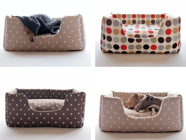 Charley Chau Deeply Dishy Dog Beds