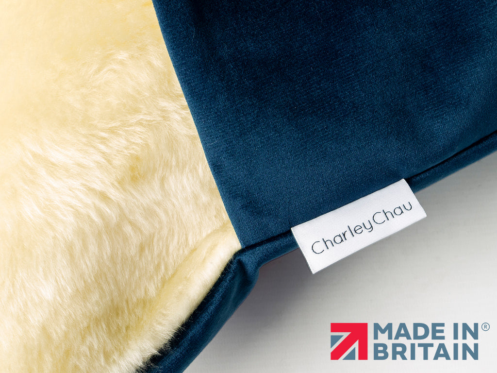 Charley Chau is accredited by Made in Britain