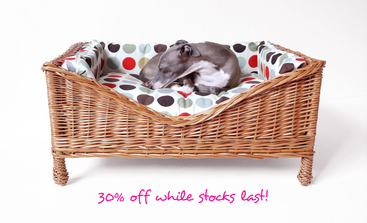 Image Result For Wicker Pet Beds