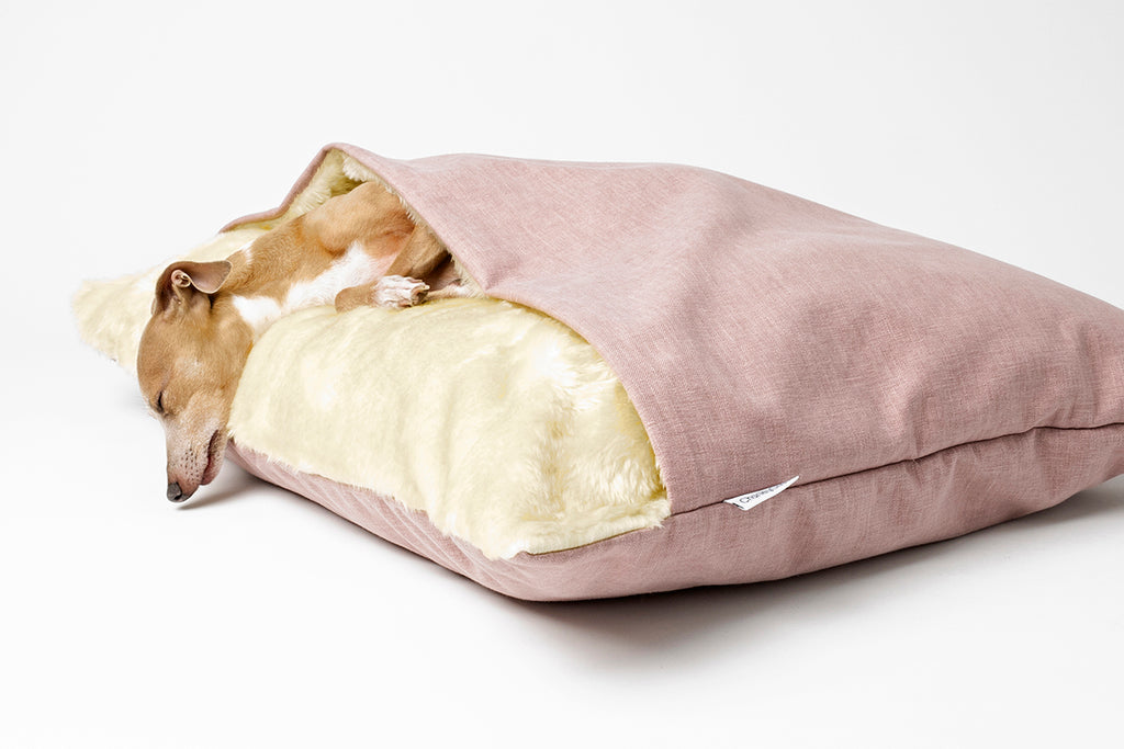 Charley Chau Limited Edition Snuggle Bed - Cosmo Blush