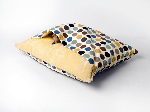 Charley Chau Snuggle Bed - Great Spot Duck Egg