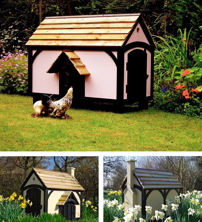 Cottage Garden Hen Houses