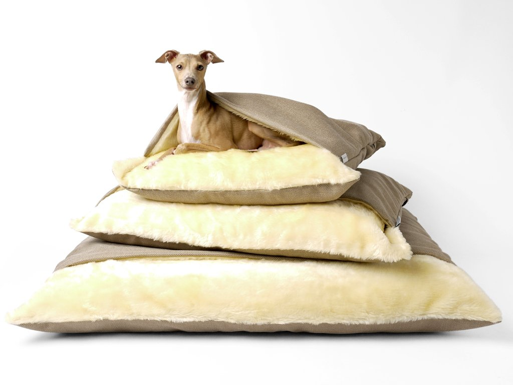 Dog Snuggle Bed By Charley Chau Charley Chau Luxury