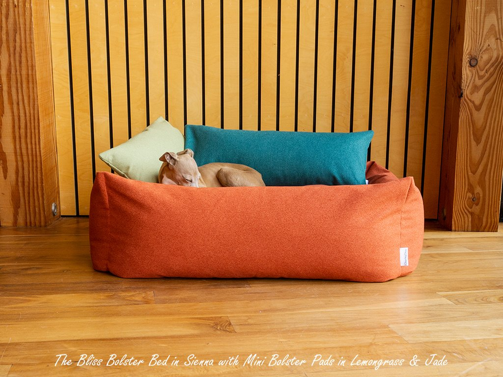 Charley Chau The Bliss Bolster Bed