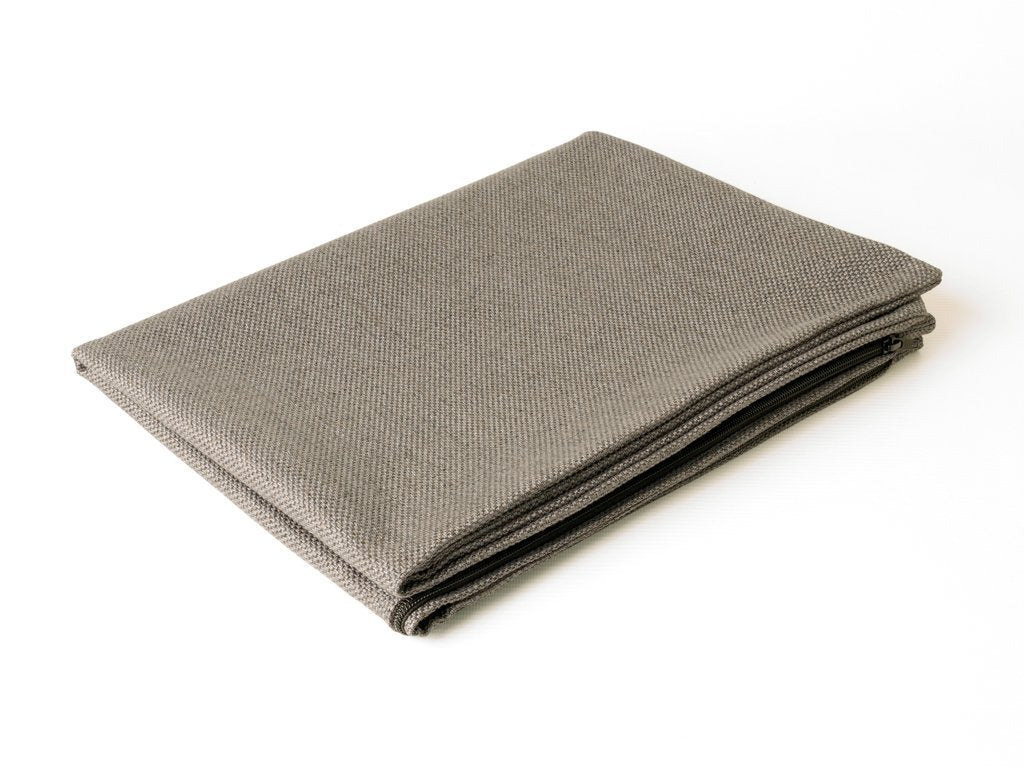 Spare Cover for Day Bed Mattress / Deeply Dishy Bed Mattress - Weave Slate