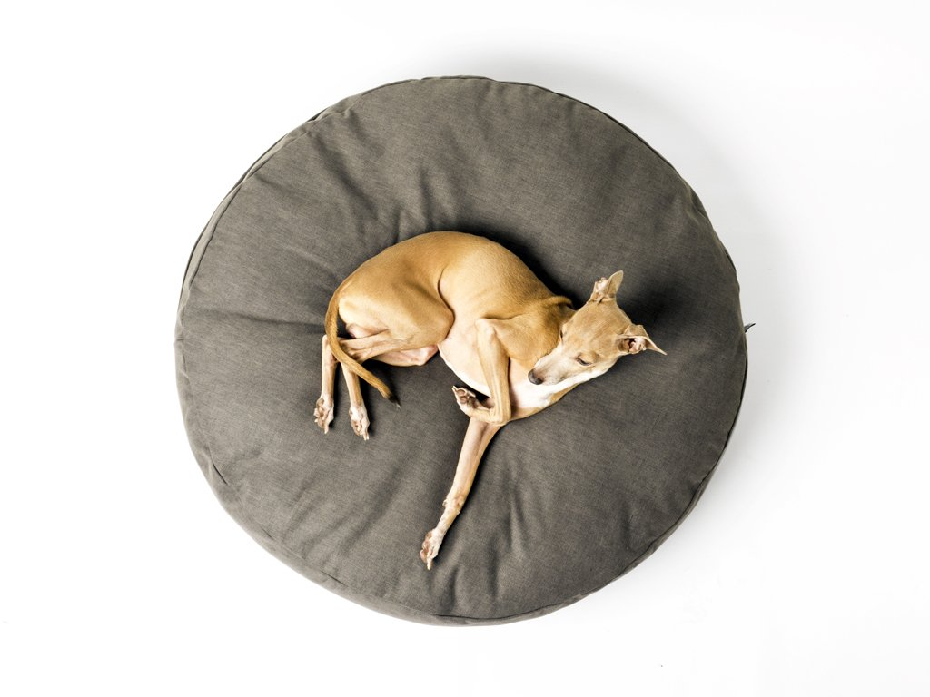 Charley Chau Round Dog Bed Mattress