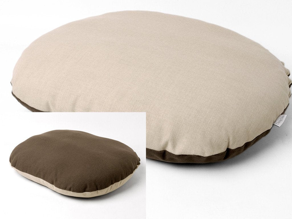 Oval Dog Bed Mattress Cover