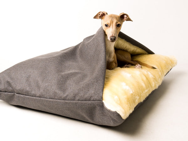 Dog Snuggle Bed by Charley Chau