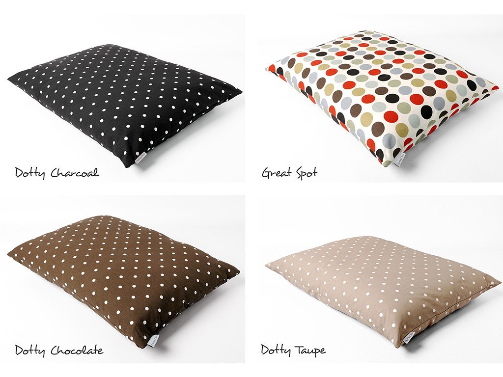 Dog Crate Mattress colour options