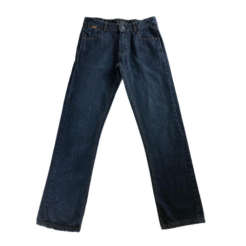 AU12/13 Preloved Kids Firetrap Blackseal Jean