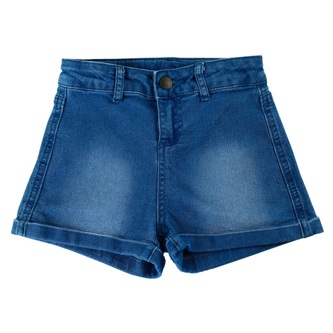 AU7 Preloved Girl's Miss Universal Shorts