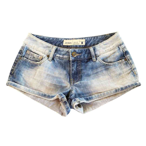 AU8 Preloved Women's Just Jeans Shorts